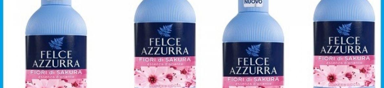 Fiori di ciliegio per detergere la pelle in pieno relax
