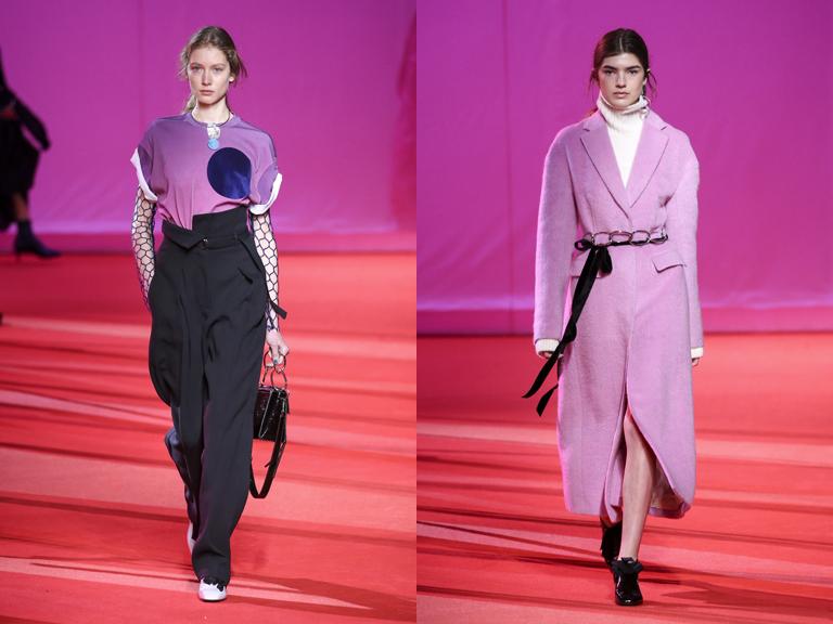 Philip Lim,  Vestire in rosa